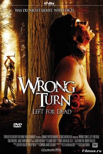 Watch Wrong Turn 5 Online - 2012 Movie - Yidio